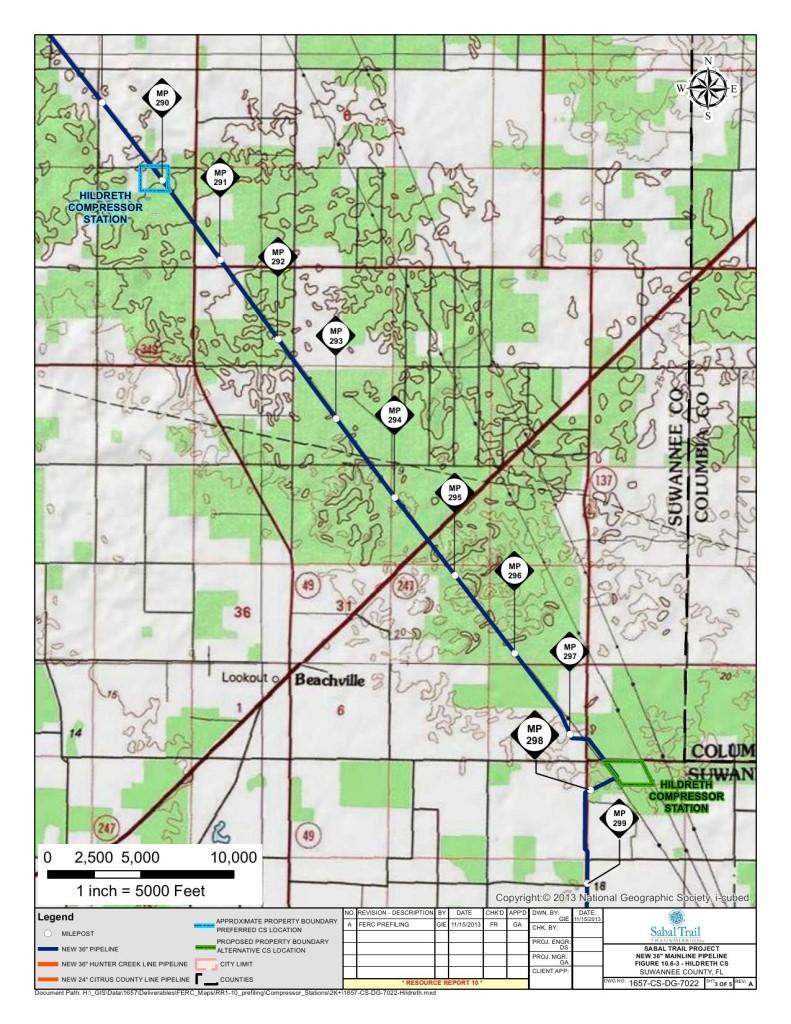 Explain Karst Sinkholes Discrepencies And Routes Around Albany - Georgia karst map