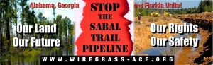 300x92 Stop the Sabal Trail Pipeline, in Billboard, by Michael G. Noll, for SpectraBusters.org, 5 May 2014