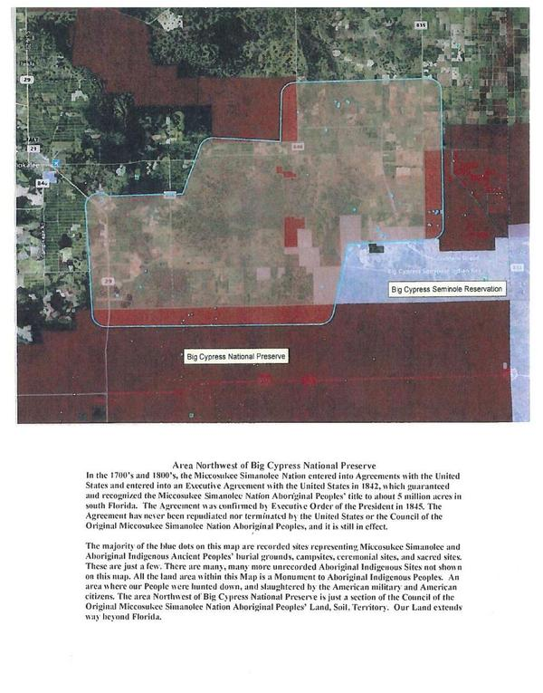 600x765 Area Northwest of Big Cypress National Preserve, in Council of the Original Miccosukee Simanolee Nation, by John S. Quarterman, for SpectraBusters.org, 21 November 2013