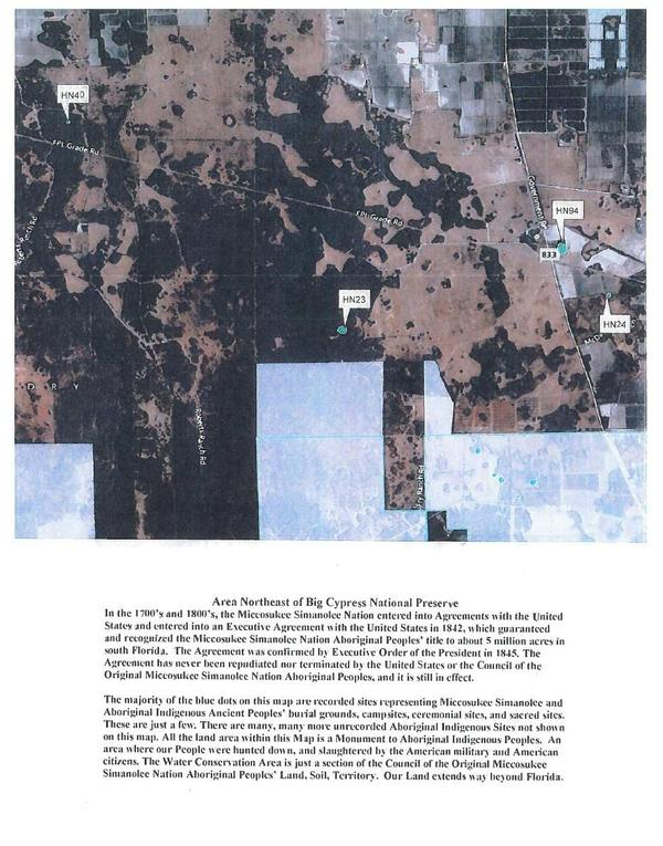 600x765 Area Northeast of Big Cypress National Preserve, in Council of the Original Miccosukee Simanolee Nation, by John S. Quarterman, for SpectraBusters.org, 21 November 2013