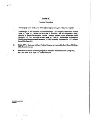 300x389 Page-11 Limited Warranty Deed, Down Home Plantation to Sabal Trail (4 of 5), in We grow increasingly concerned, by Dougherty County Commission, 25 August 2014