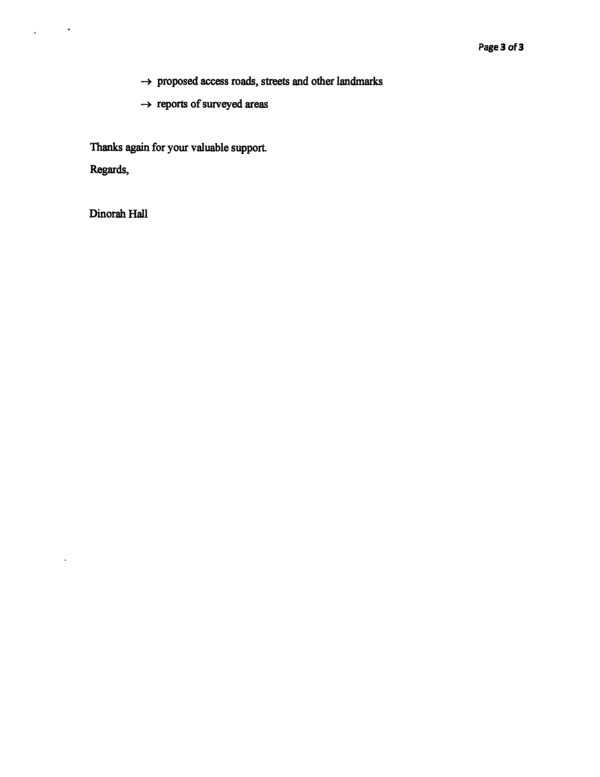 600x777 Page-05 Landowner letter (3 of 3), in We grow increasingly concerned, by Dougherty County Commission, 25 August 2014