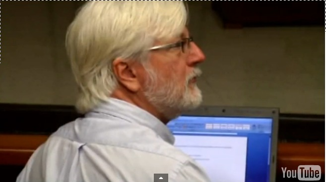 657x368 Gordon Rogers, Flint Riverkeeper, in Residents concerned about Sabal Trail pipeline, by John S. Quarterman, for SpectraBusters.org, 5 September 2014