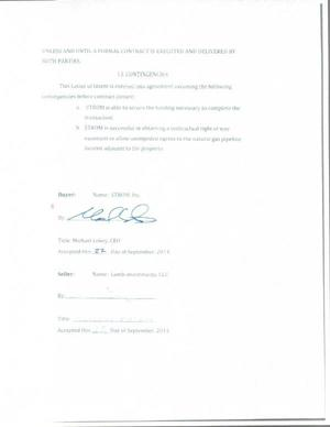 300x388 Non-Binding Letter of Intent to Purchase Property (3 of 3), in Strom Inc. moves to Crystal River, by John S. Quarterman, for SpectraBusters.org, 29 September 2014