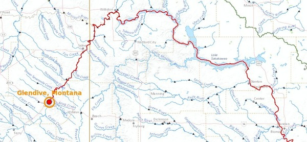600x278 USGS Streamer, in Bridger Pipeline leak into Yellowstone River, by John S. Quarterman, for SpectraBusters.org, 18 January 2015