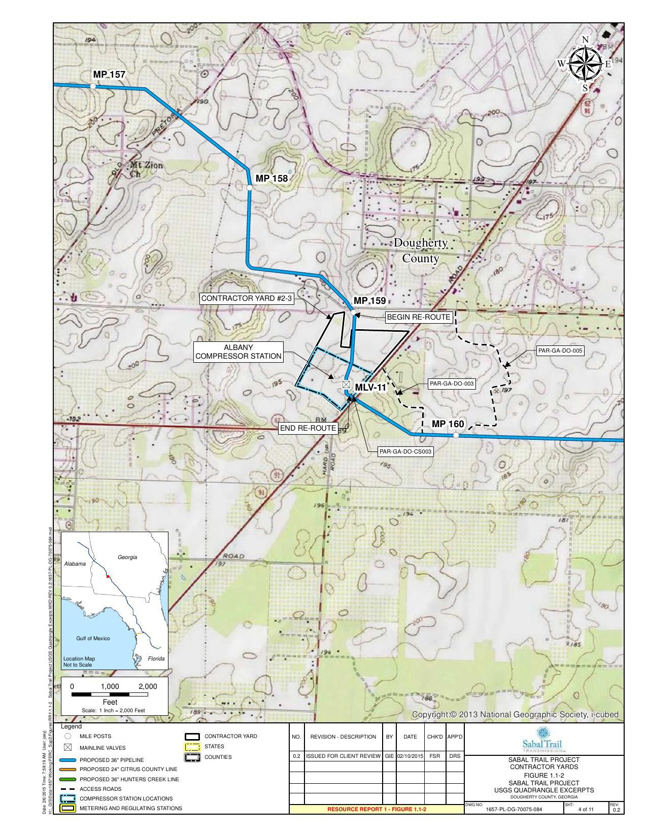 1275x1650 Dougherty County, GA Compressor Station, CONTRACTOR YARD #2-3, in Sabal Trail Contractor Yards, by John S. Quarterman, for SpectraBusters.org, 20 February 2015