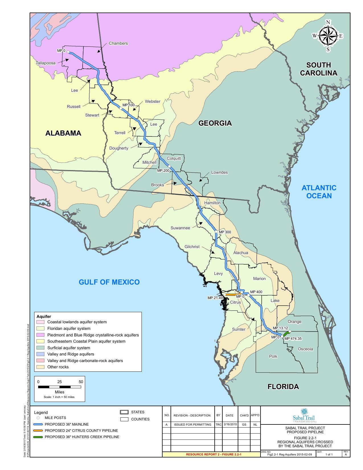 1275x1650 Figure 2.2-1, in Regional Aquifers Crossed by the Sabal Trail Project, by John S. Quarterman, for SpectraBusters.org, 20 February 2015