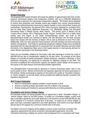 300x388 Project Overview, in Mountain Valley Pipeline Non-binding Open Season, by EQT Midstream Partners, LLP and NextEra Energy, for SpectraBusters.org, 12 June 2014