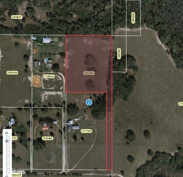 Oak Grove, parcel 3353412, Lake County, Florida