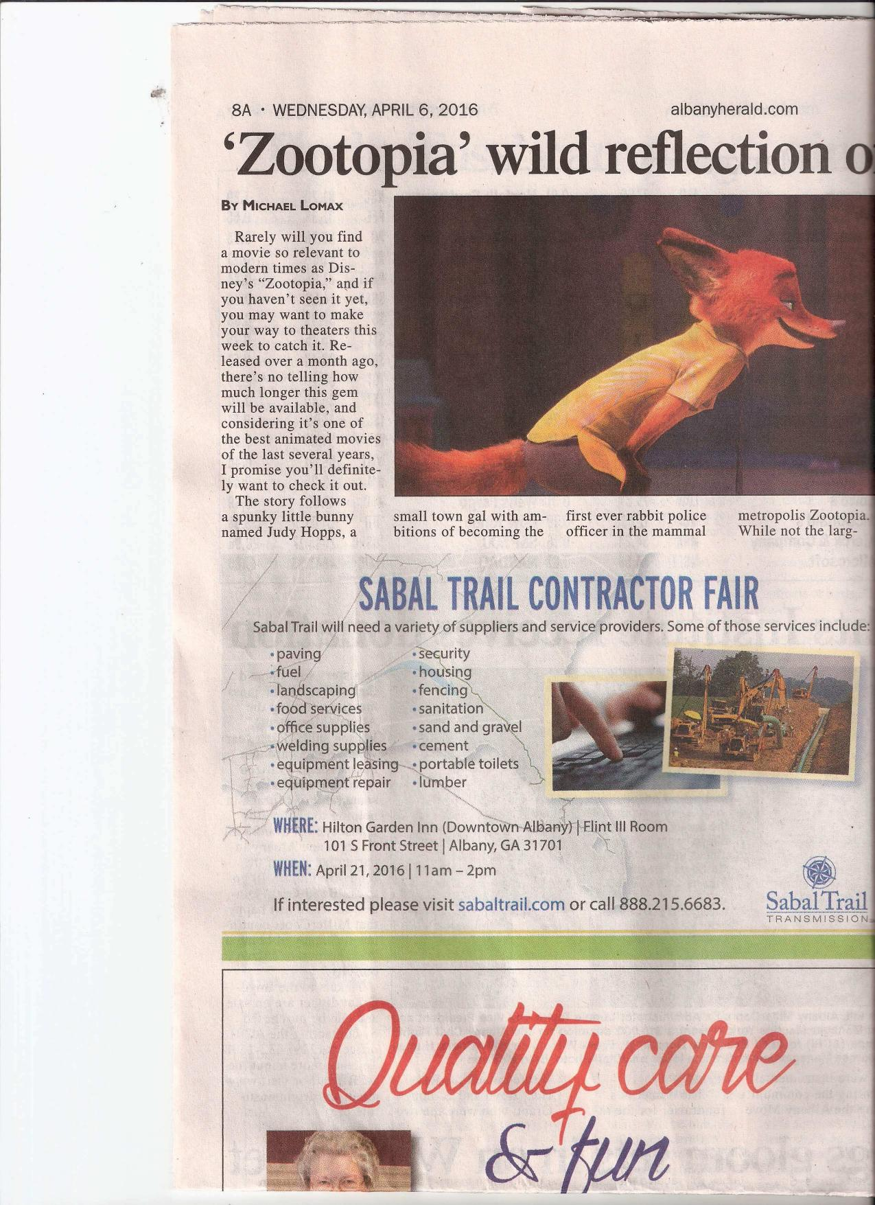 1275x1755 Sabat-Trail-Contractor-Fair-2016-04-21-0001, in Contractor Fairs, by Sabal Trail, for SpectraBusters.org, 9 April 2016