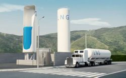 Small Scale LNG Truck Terminal